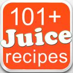 101 Juice-fast Recipes app for iPhone 7