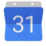 Google Calendar app for iPhone 7