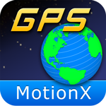MotionX GPS app for iPhone 7