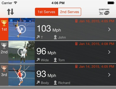 Best Tennis Apps for IPhone 7 2017