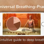 Universal Breathing Pranayama app for iphone 7