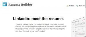 linkedin-resume-builder