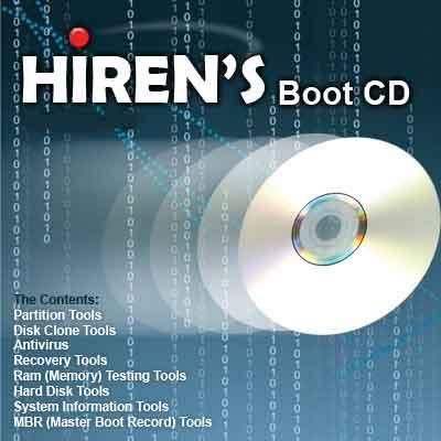 Best Hirens Boot Cd Alternatives 2017