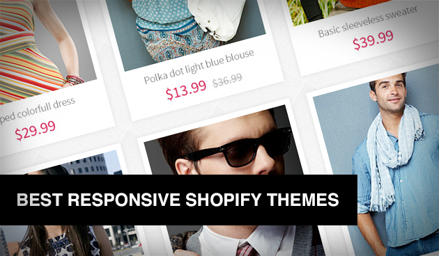 25 Best Shopify Themes for 2017