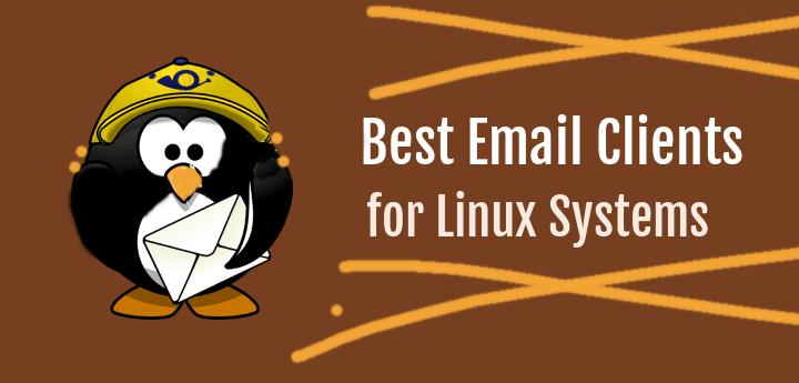 Best Linux Email Client 2017