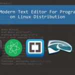 Best Programming Text Editor for Linux