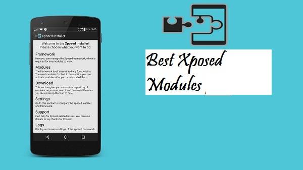 Best Xposed Modules 2017