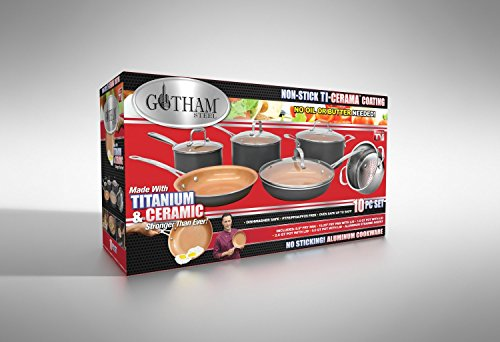 Best Ceramic Cookware 2017 Reviews
