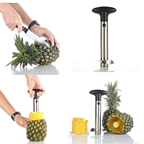 Best pineapple corer (slicers) 2017 Reviews