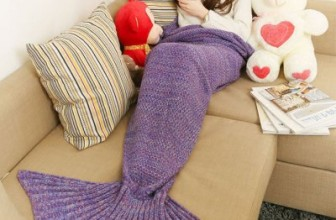 Best Mermaid Tail Blanket 2017