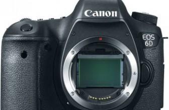 Best Canon 6D mirror Alternatives 2017
