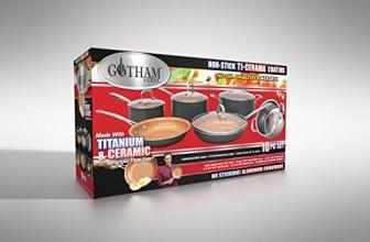 Best Ceramic Cookware 2017 Reviews