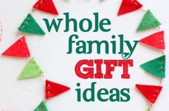 Best Family Gifts 2017